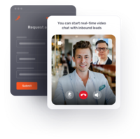 Start Real-Time Video Chat With Inbound Leads