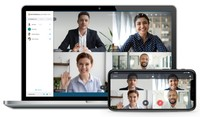 Drive productivity with HD video, screen sharing, powerful collaboration features and artificial intelligence capabilities on both mobile and desktop devices.