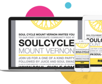 Fully customized, beautiful, and on-brand event websites and emails (plus automatic event invites, reminders, and follow up email sequences).