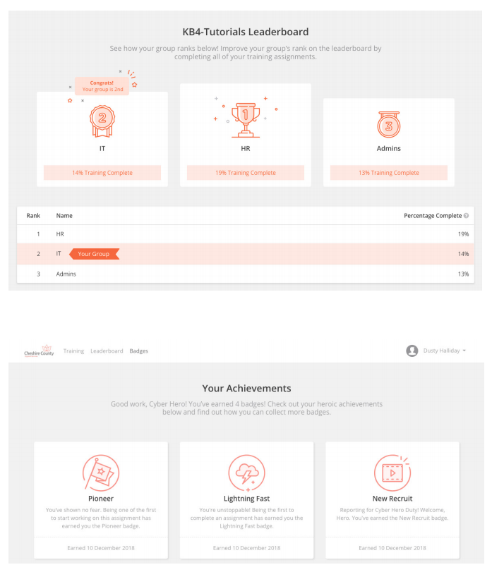 KnowBe4 Reviews & Ratings   TrustRadius