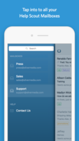 Help Scout iPhone app puts a powerful Help Desk in your pocket