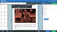 Create and send professional email newsletters in a matter of minutes with our drag-and-drop editor.