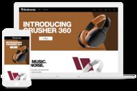 Enterprise ecommerce for high-volume brands like Skullcandy.