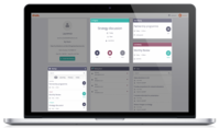 The meeting dashboard to manage all of your Drum Web Meetings.