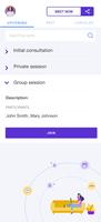 3veta - Mobile app - provider dashboard