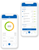 Build, submit and approve expenses at your convenience