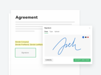 Reduce the length of your sales cycle and give customers a better experience with legally binding eSignatures