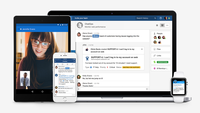 HipChat is with your team, whenever, wherever. Try it on your desktop, web, mobile, tablet, & wearable.