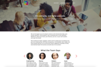 Attract job seekers and make compelling first impressions with relevant, targeted content and a delightfully easy job search and apply process on your career site.