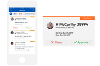 Dayforce Mobile - Scheduling