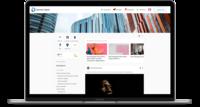 Dynamic Signal's desktop & web application