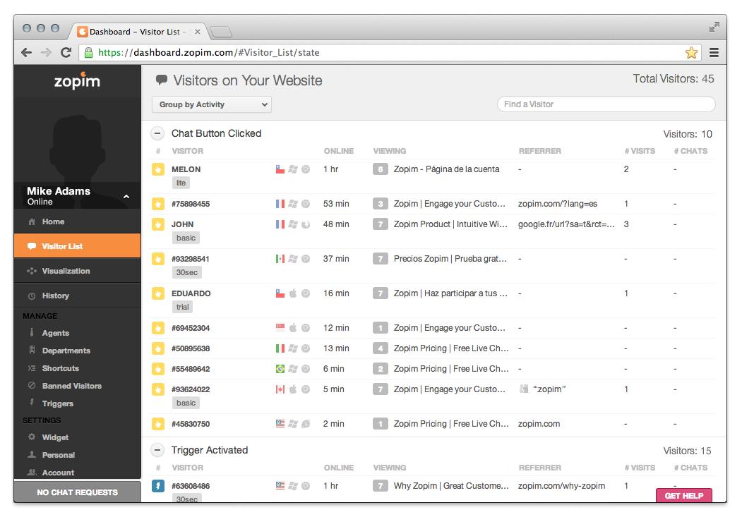 Zendesk Chat Reviews & Ratings | TrustRadius