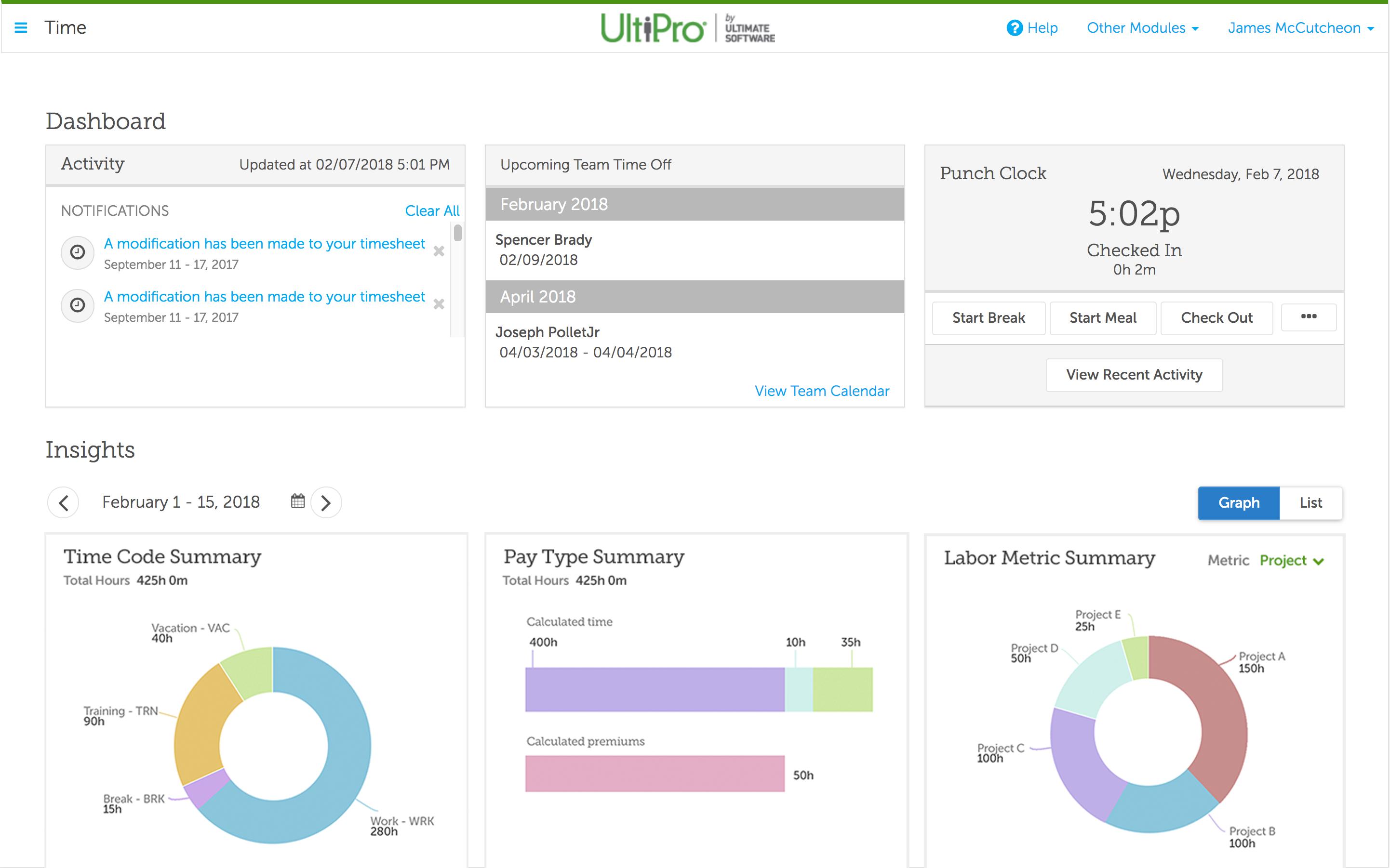 UltiPro Reviews & Ratings   TrustRadius