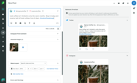 Sprout's social media publishing tools let you schedule and post messages to Facebook, Twitter, Instagram, Pinterest and LinkedIn simultaneously from a single intuitive Compose window.