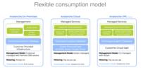 Actian Avalanche offers a flexible consumption model.