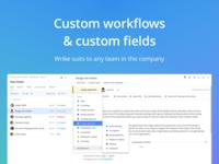 Custom Workflow Management