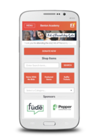 Take your auction and fundraising mobile with our intuitive mobile bidding platform eliminating the need for paper bid sheets and engaging your donors.