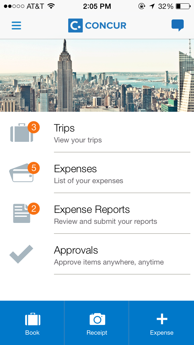 Concur Travel and Expense Reviews & Ratings | TrustRadius