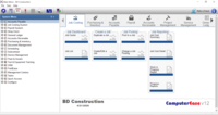 Customizable workflow menu