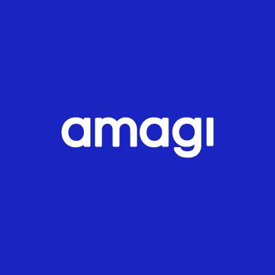 Amagi CLOUDPORT logo