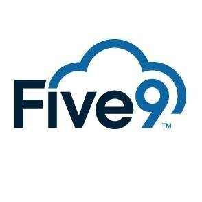 Five9 Virtual Contact Center logo