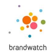 Crimson Hexagon, now part of Brandwatch logo