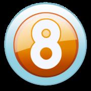 8:00 AM logo