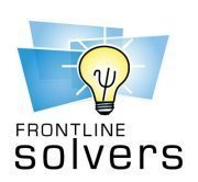 Analytic Solver logo