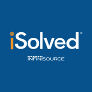 Infinisource iSolved logo