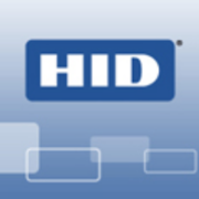 HID DigitalPersona (formerly Crossmatch) logo